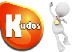 Kudos positions itself as a safe introduction to social media by young users