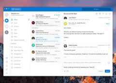Microsoft redesigning outlook for Mac and Window apps