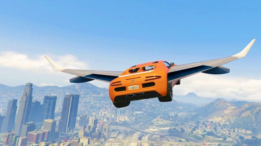 Flying Cars Future Of Transportation Or An Inflated Expectation