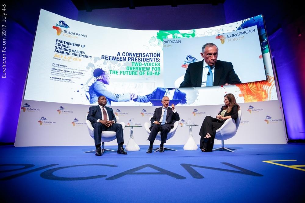 A Conversation Between Presidents Eurafrican Forum 2019, July 4-5 EAF19_BoaOnda