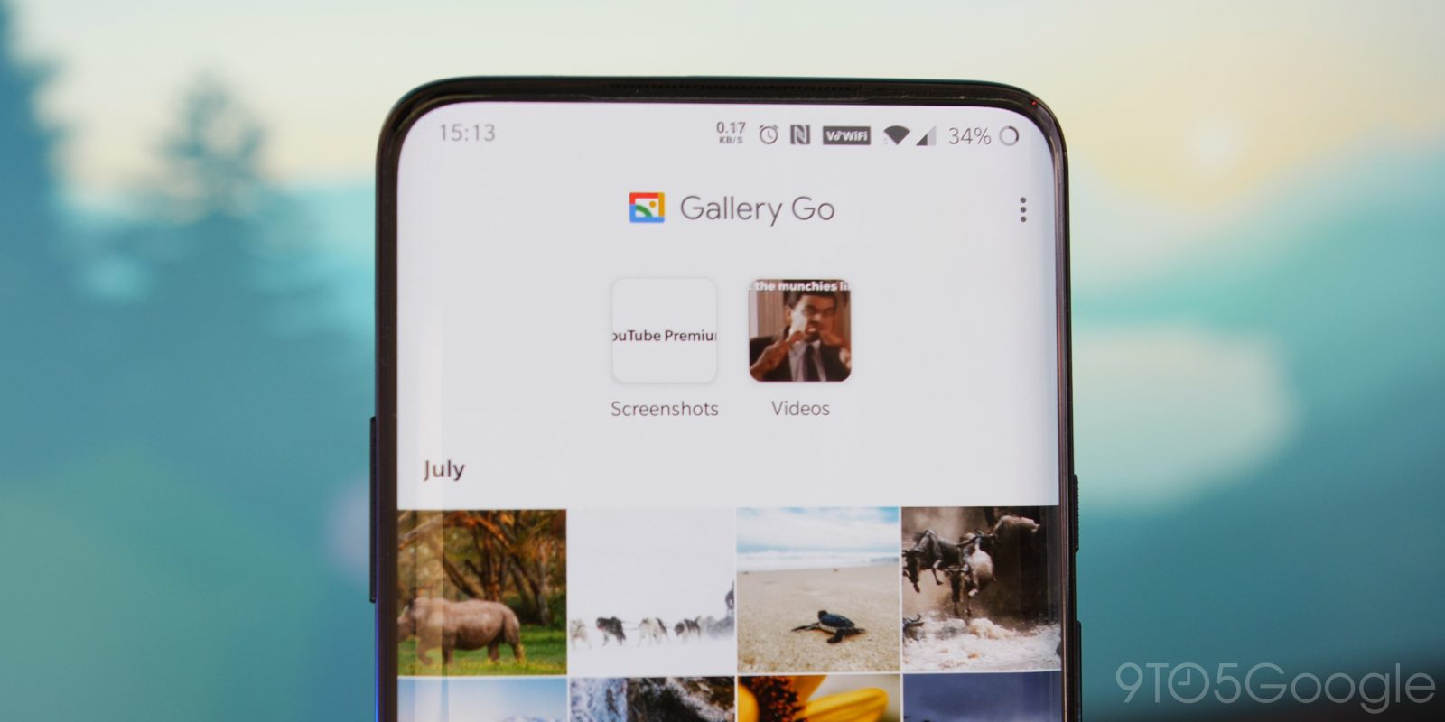 Meet Google's new Gallery Go, an offline, lightweight alternative to Google Photos