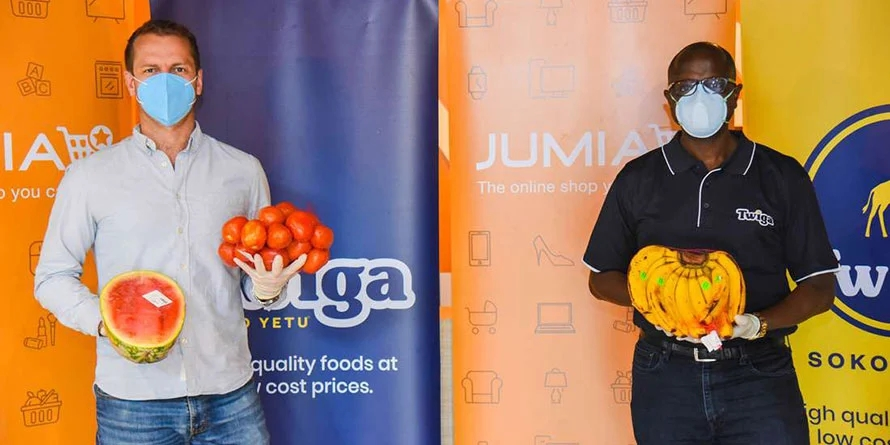 jumia twiga foods covid 19 deal