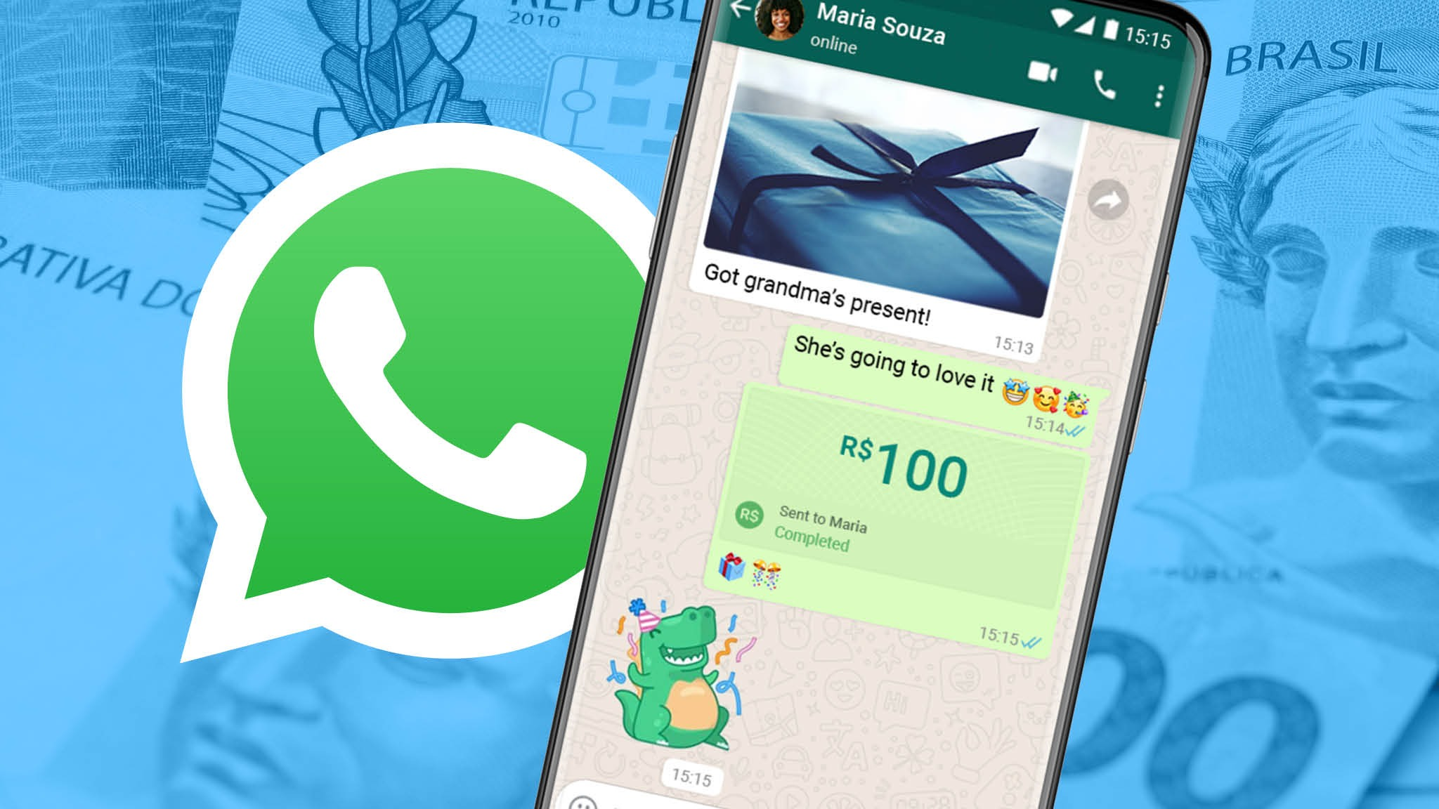 Digital WhatsApp Payments for SMEs launched, Pilots in Brazil